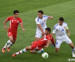 Armenia U21 vs Iran U22, friendly match took place at Yerevan Football Academy Stadium